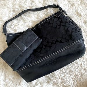 Coach bag / FREE WALLET